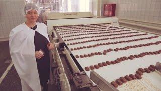 «В реальном времени». Как делают конфеты (29.11.2016)