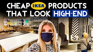 Super Cheap IKEA Products that make your home look High-End! & IKEA DIYS 2020 - Liz Fenwick DIY