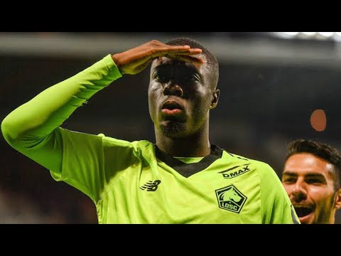 Nicolas Pepe - Underrated? 🔥- Unbelievable Goals, Skills and assists- 2018/2019