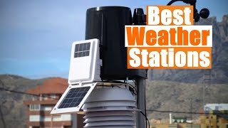 Best Weather Station 2020 [RANKED] | Weather Stations Reviews