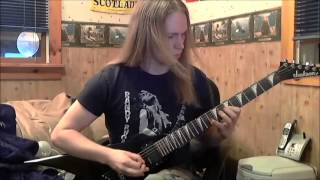 Red Light In My Eyes Pt. I (Cover) by Children Of Bodom