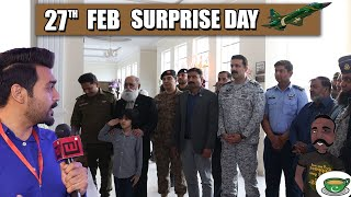 27 FEB Surprise day | Lyallpur warriors | ISPR | IM Tv