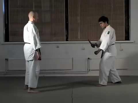 Jujutsu techniques part 1