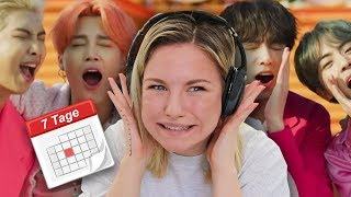 Ich Höre 7 Tage NUR K Pop