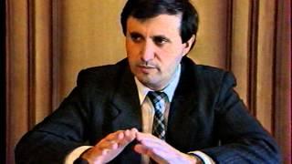 """1991թ""""Հայլուր""""հարցազրույց Աշոտ Մանուչարյանի հետ"""