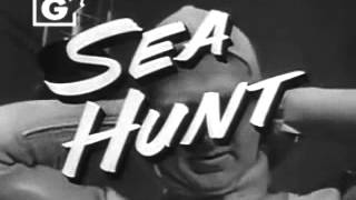 Sea Hunt TV Series Opening