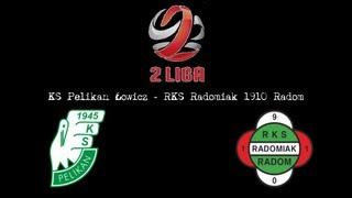 preview picture of video 'Pelikan Łowicz - Radomiak Radom 2:1 skrót meczu [15/09/2013]'