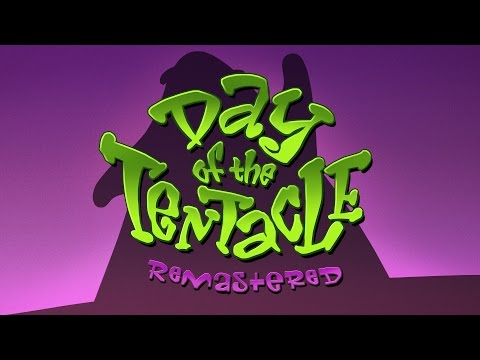 Day of the Tentacle Remastered Steam Key GLOBAL - 1