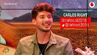 Carlos Right, Sobre Eurovisión Y Sus Manías Raras #yuAsúcar