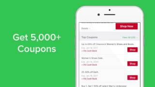 Get Cash Back with the Ebates App: iOS