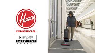 Thumbnail for Hoover Commercial MPWR 40V Cordless System by TTI Floor Care
