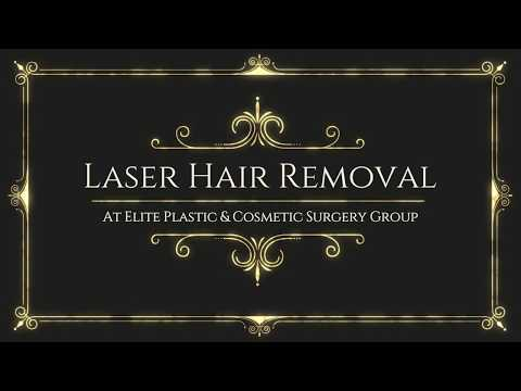 Laser Hair Removal at Elite Plastic & Cosmetic Surgery Group in Dubai