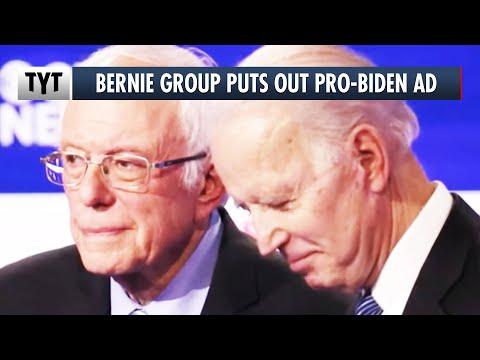 Noam Chomsky and Bernie Group Team Up For Biden 2020
