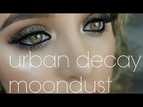 Moondust Eyeshadow Palette by Urban Decay #2