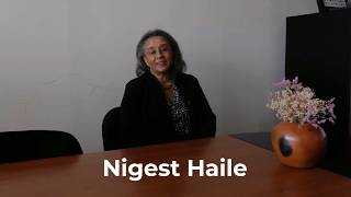 The Executive Director of CAWEE Nigest Haile Interview with World of Women