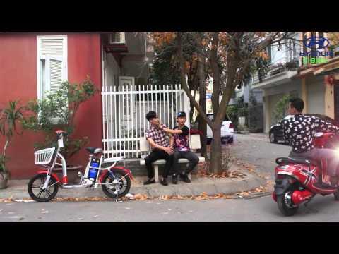 Phim ngắn xe đạp điện Hyundai I City S