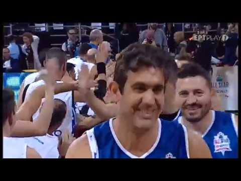 Αγώνας μπάσκετ με Αμαξίδιο (Ο.Σ.Ε.Κ.Α.) ΟΛΥΜΠΟΣ – ΚΙΣΣΑΒΟΣ 31-37 | 9/2/2019 | ΕΡΤ