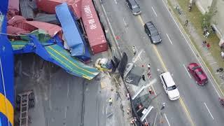 อุบัติเหตุทางทะเลเรือบรรทุกสินค้าชนกัน