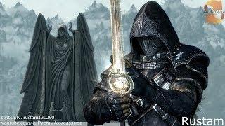 (RUS) Скайримский Ван Хельсинг! Cтрим по игре The Elder Scrolls V: Skyrim