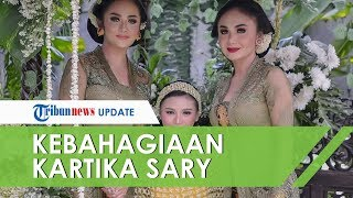 Adik Bungsu Krisdayanti dan Yuni Shara Menikah, Inilah Potret Kebahagiaan Kartika Sary