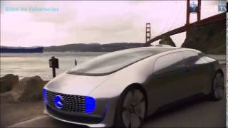 Mercedes Kendi Kendini Yöneten Araba Üretti