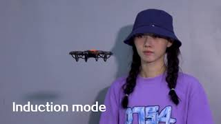 V8 New Mini Drone 4K 1080P HD Camera WiFi Fpv Air Pressure Height Maintain Foldable Quadcopter RC Dr