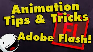 How To Animate in Flash for Beginners (Part 3) | A Better Motion Tween!