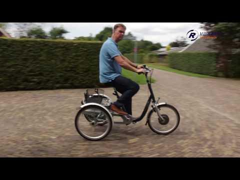 Dreirad für Erwachsene und Kinder