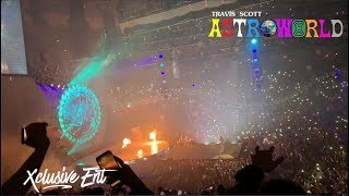 Travis Scott - Astroworld: Wish You Were Here Tour - Prudential Center - November 24th 2018