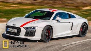 Мегазаводы: Ауди R8 (Audi R8) FULL HD