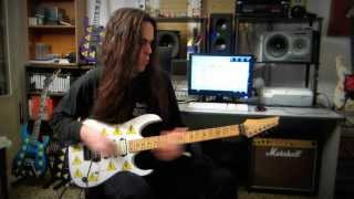 Guitar videos - DANIELE LIVERANI - White Shock (Impromptu)