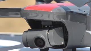Спарк за 15000!!!? GPS, 2-х осевой подвес, 1080HD и бесщёточные двигатели. C-Fly Dream для Съёмки