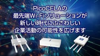 PicoCELA 紹介動画