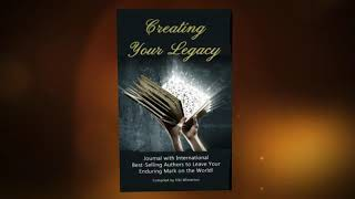 New Bestseller: Creating Your Legacy compiled by Viki Winterton