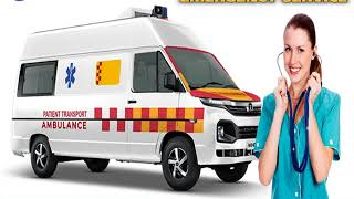 Use Medilift Road Ambulance Service in Ranchi and Bokaro