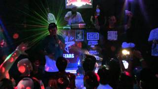 Video 30.9.2011 Martel & DJ STICK showcase T-Klub Košice