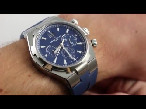 Vacheron Constantin Overseas Chrono Luxury Watch Review