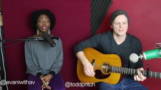 River Lea (Adele) Cover by Evani ft. Todd Pritchard