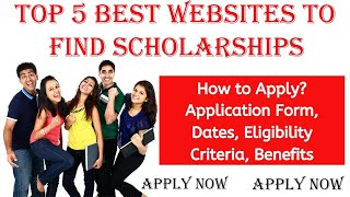 How to Find Scholarships to Study for Free |Top 5 Best Websites to Find Scholarships | Scholarships