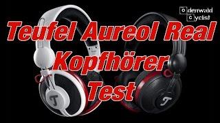 Teufel Aureol Real Kopfhörer Test & Besprechung