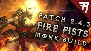 2.5 Monk Inna Build - Diablo 3 Reaper of Souls Season 10