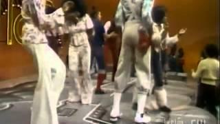 Soul Train Dancers (Al Green - Lets Get Married) 1974