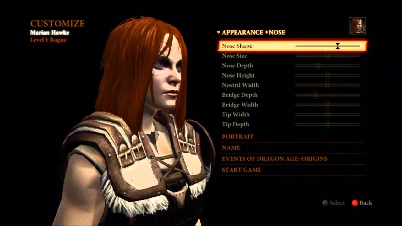 We'll Show You Our Dragon Age II Character If You Show Us Yours