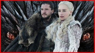 DEIN NAME IST AEGON TARGARYEN! - Game Of Thrones Staffel 8 Folge 1 Review Deutsch | Serienheld