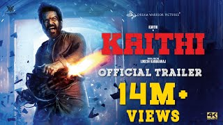 Kaithi - Official Trailer