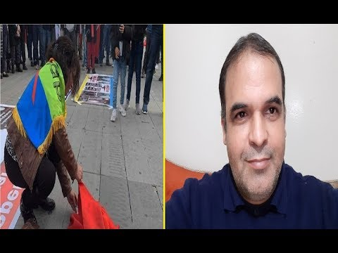 أحداث حرق العلم المغربي لا تلهي المغاربة عن حقوقهم وعن قضايا الشعب