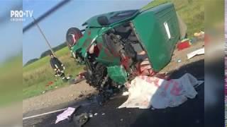 Sase moldoveni si-au pierdut viata in accidentului din Kaluga