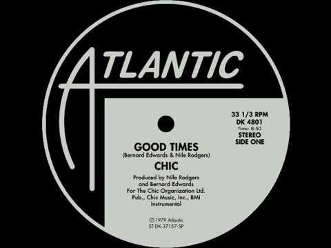 Chic - Good Times (full instrumental version) (1979)