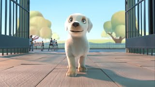 """Sound Design Project: """"Pip"""" by Southeastern Guide Dogs"""