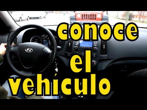 Autoescuela Gala: Conoce las partes del coche/carro. Explicación detallada